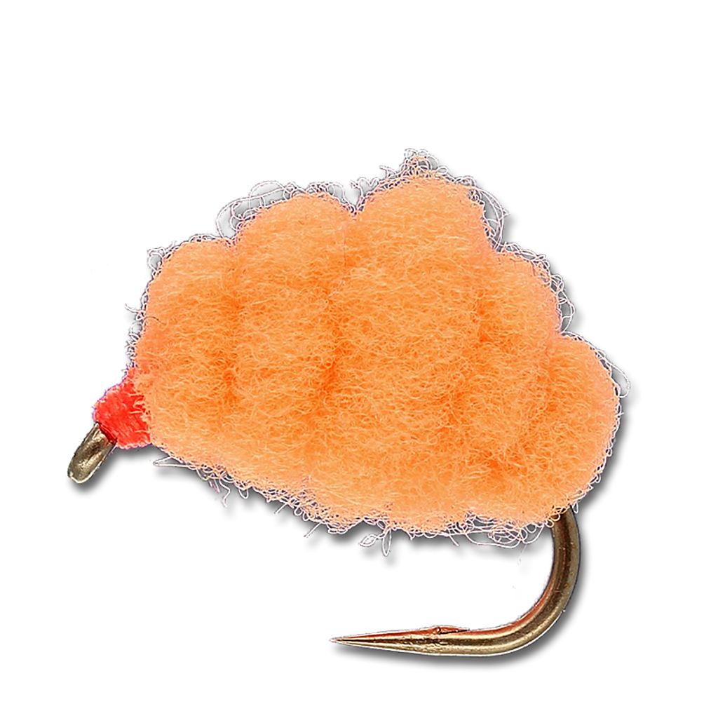 Micro Spawn - Steelhead Orange #12