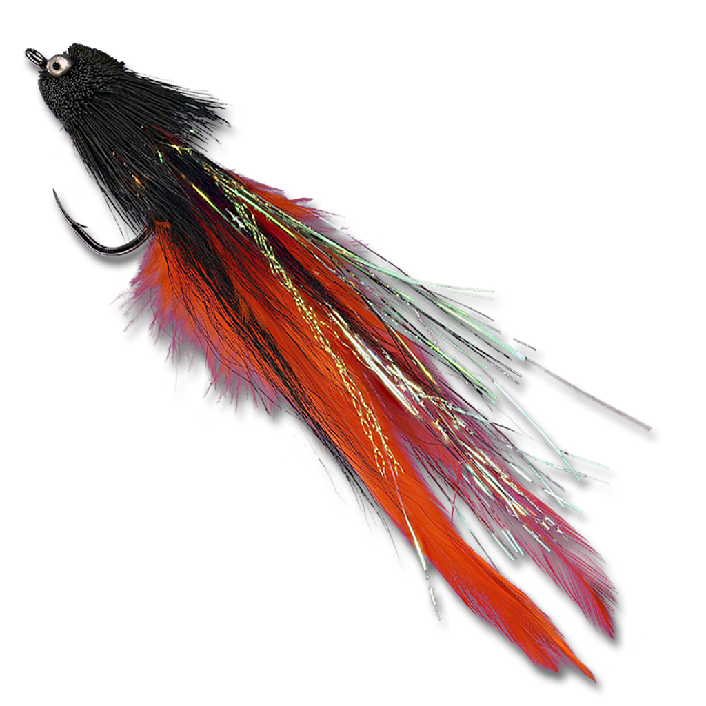 Andino Deceiver - Black/Orange #3/0