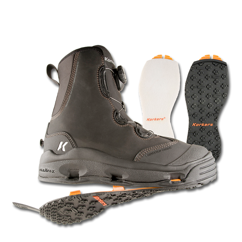Korkers Devil's Canyon Wading Boot