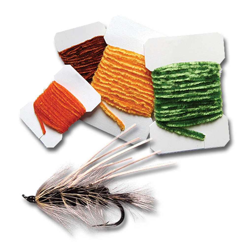 Chenille - 5 Yard Packs