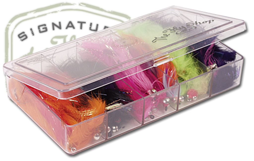 The Fly Shop's Myran Streamer Fly Box - 5 Compartment