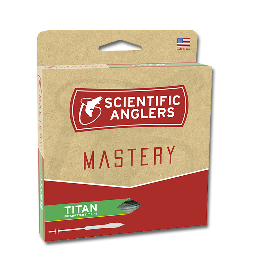 Scientific Anglers Mastery Titan Jungle Floating Fly Line