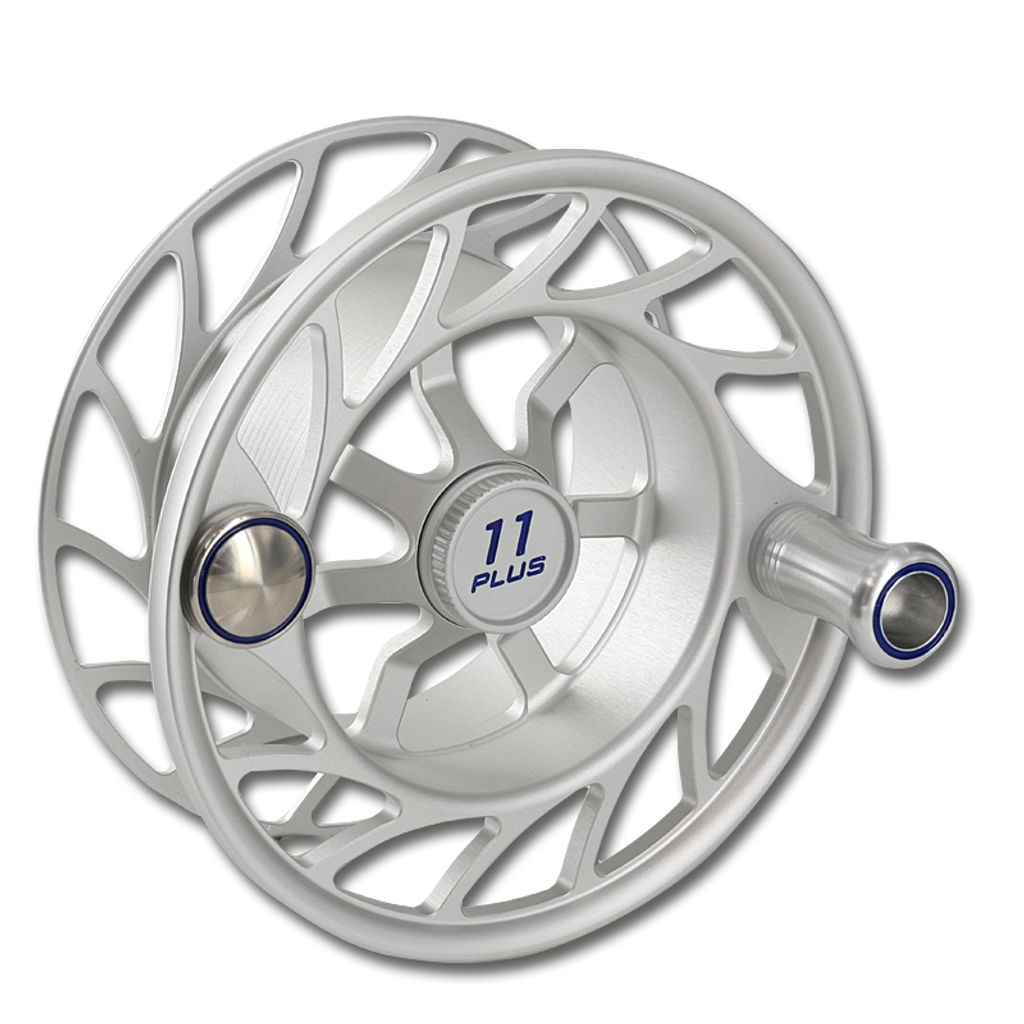 Hatch Finatic 2.0 Spare Spools - Clear/Blue