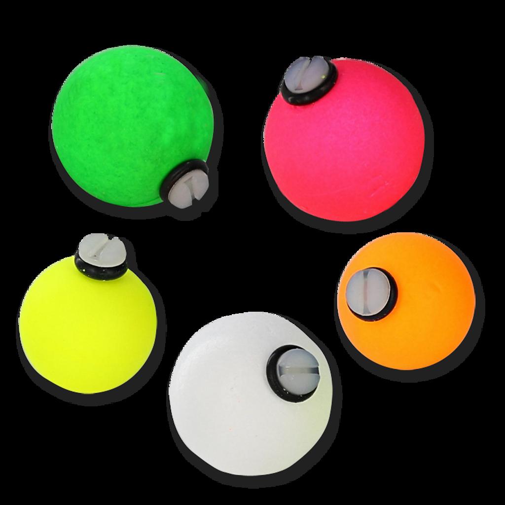 Screw-Ball Indicators