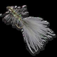 Beadhead Crystal Buggers - Silver #8