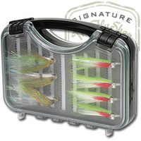 The Fly Shop's Double-Sided Streamer & Boat Box