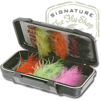 The Fly Shop's Waterproof Nymph/Streamer Fly Box