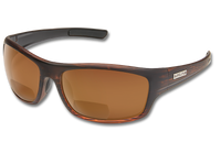 Suncloud Cover Readers Polarized Sunglasses - Burnished Brown/Brown