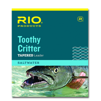 Rio Toothy Critter Leaders