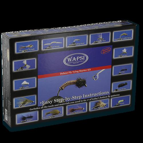 Wapsi Deluxe Starter Fly-Tying Kit