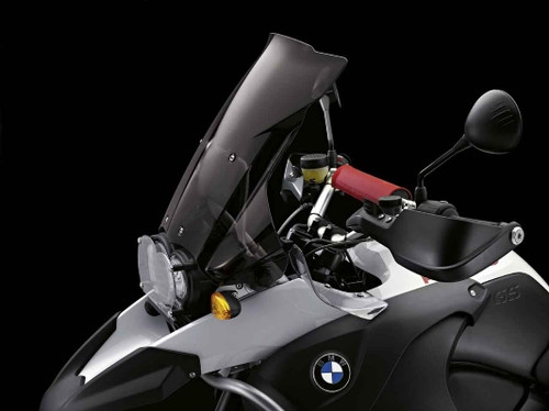 BMW Adventure ruit getint