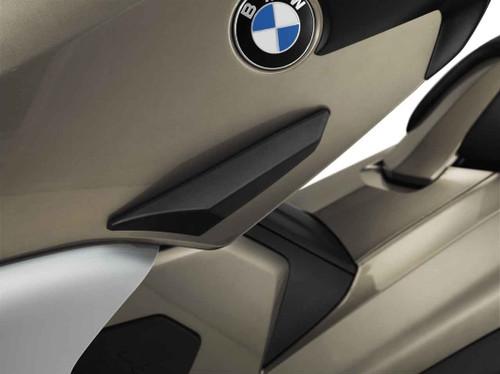 BMW C 650 GT Stootscherm
