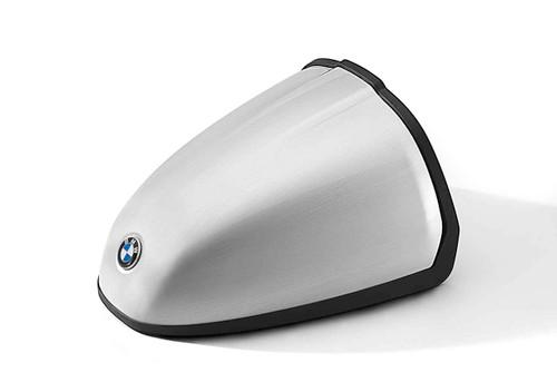 BMW Afdekking buddyseat aluminium
