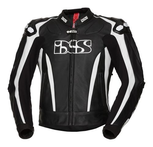 Jas iXS Sport LD RS-1000 zwart-wit (X73018-031)