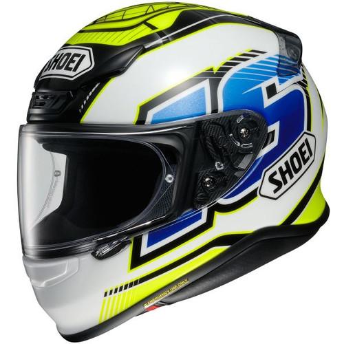 Helm Shoei NXR Cluzel