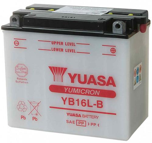Accu Yuasa YB16L-B (YB16LB)