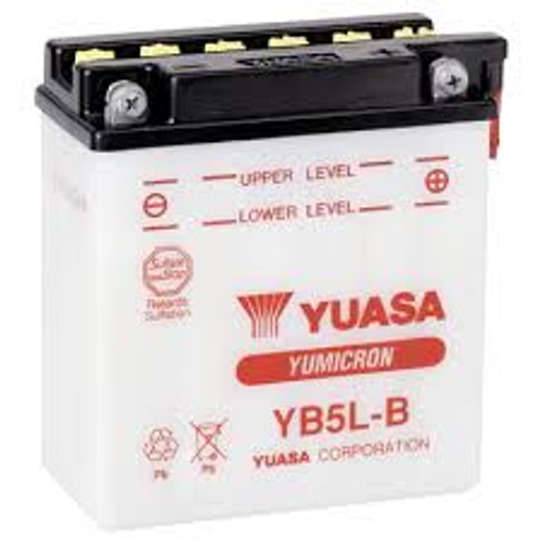 Accu Yuasa YB5L-B