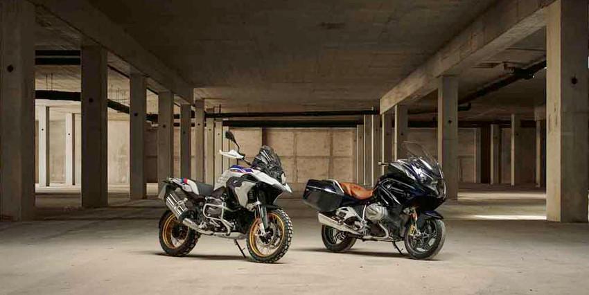 13 oktober in de showroom: de BMW R 1250 GS en BMW R 1250 RT!
