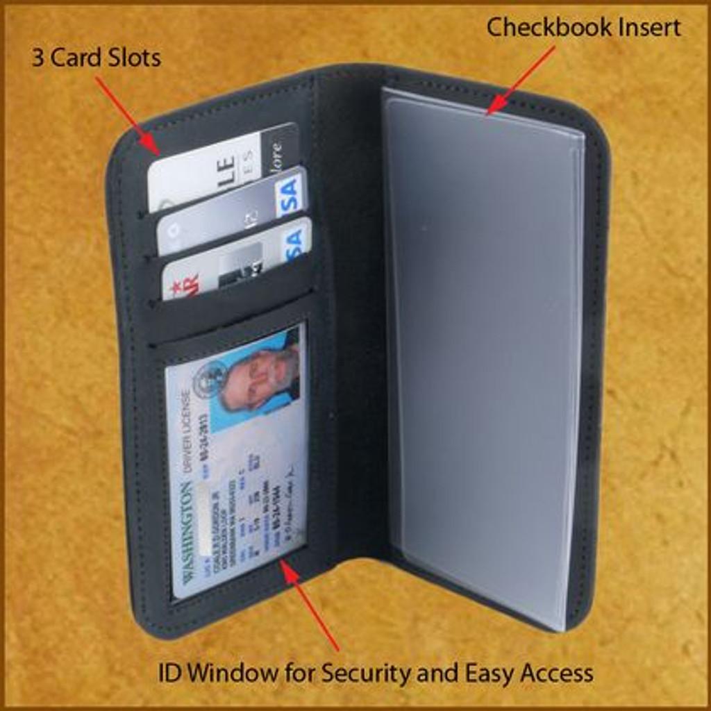 Checkbook C-C Wallet