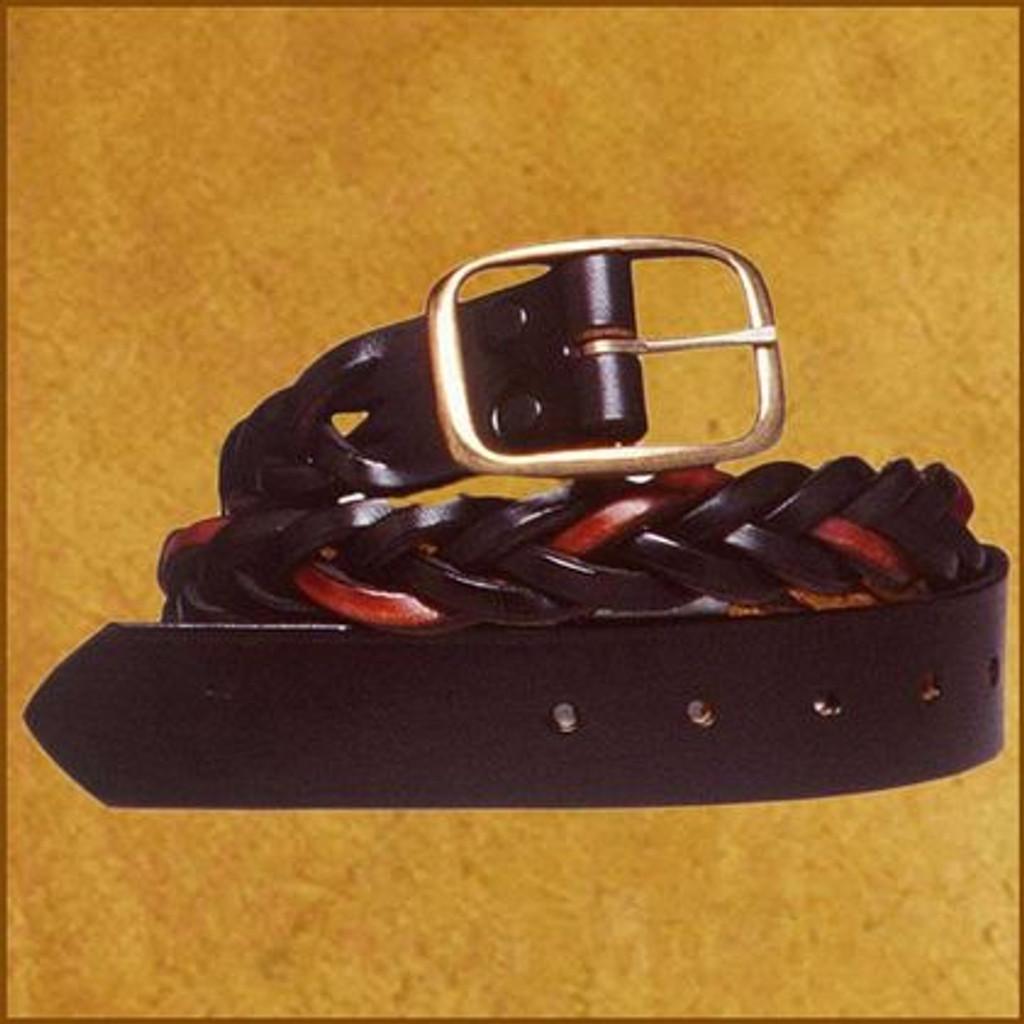Mystery Braid Belt