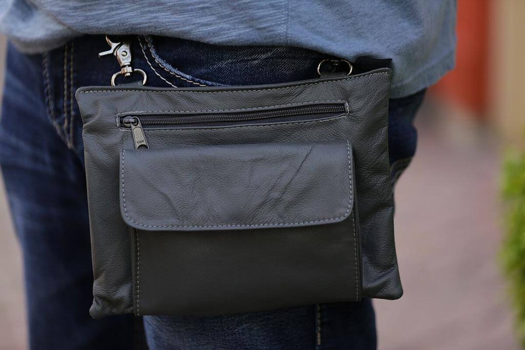 Large Trigger Clip Concealment Bag