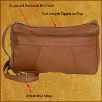 3 Zip Envelope Purse