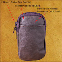 Large Vertical Padded Case