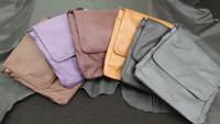 Available Colors for Original Messenger Bag  Brown, Purple, Burgundy, Cognac, Black, Grey Until Gone