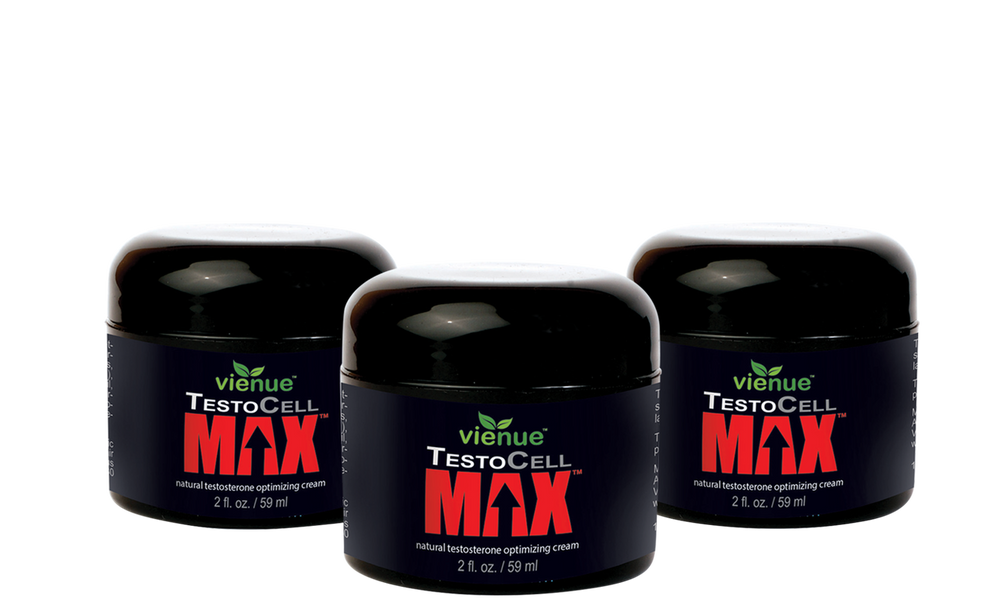 3 Cycle Pack (3 Month Supply) - Men's Formula Save $19.95