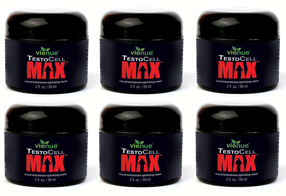 6 Cycle Pack (Get 6 Month Supply Pay for 5+FREE Shipping) - Men's Formula