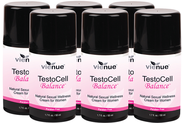 6 Cycle Pack (Get 6 Month Supply Pay for 5+FREE Shipping) - Women's Formula
