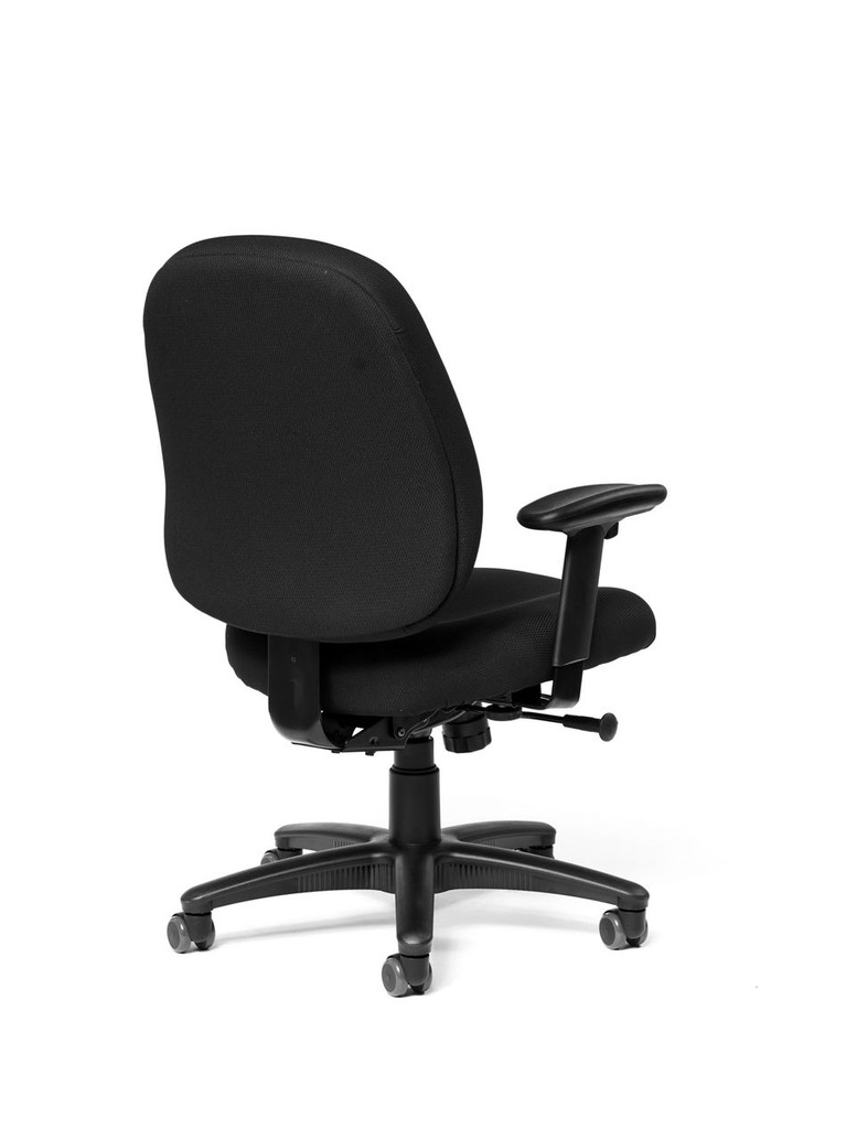 Madrid Mid-Back Fully Upholstered Task Chair