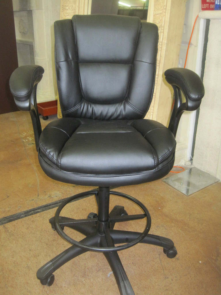 Care Soft Leather Chair