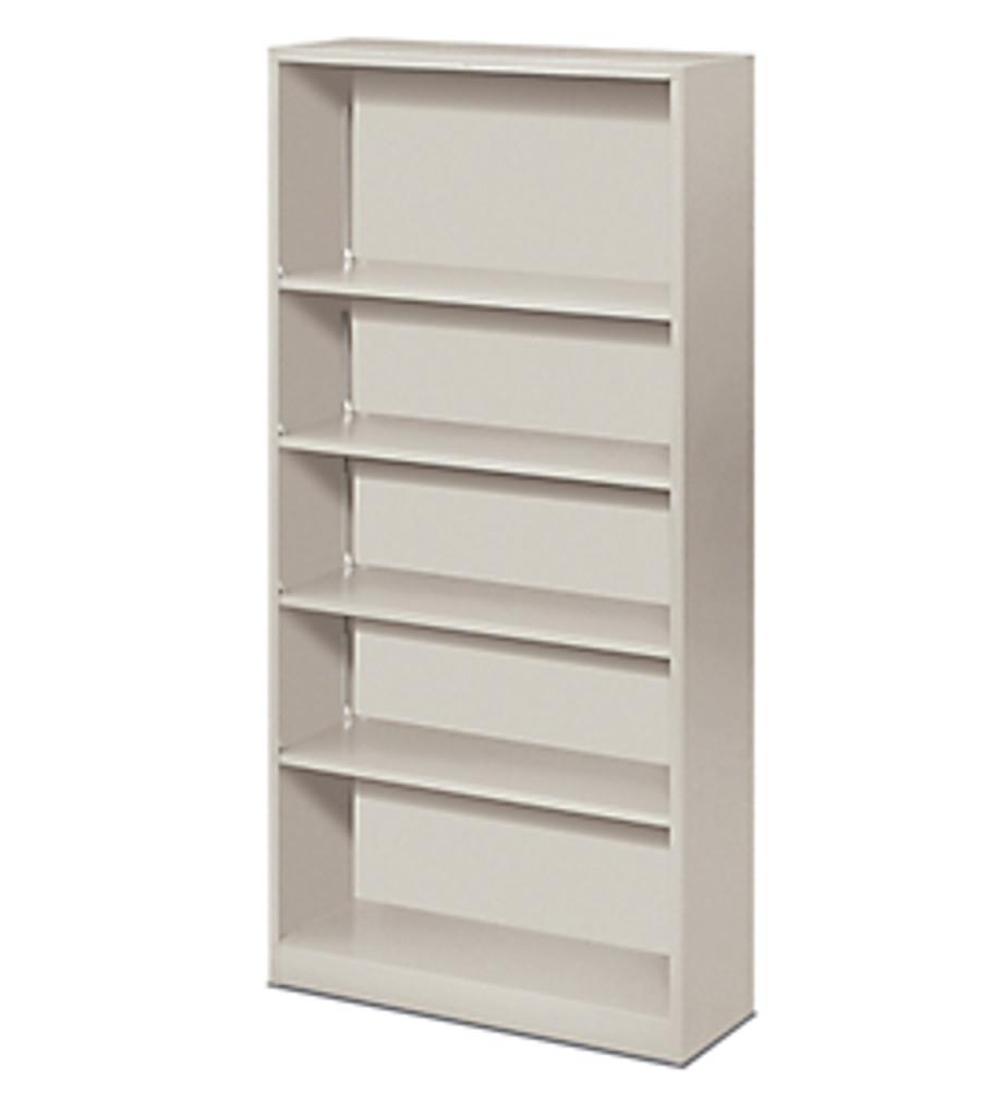 Brigade 5-Shelf Bookcase