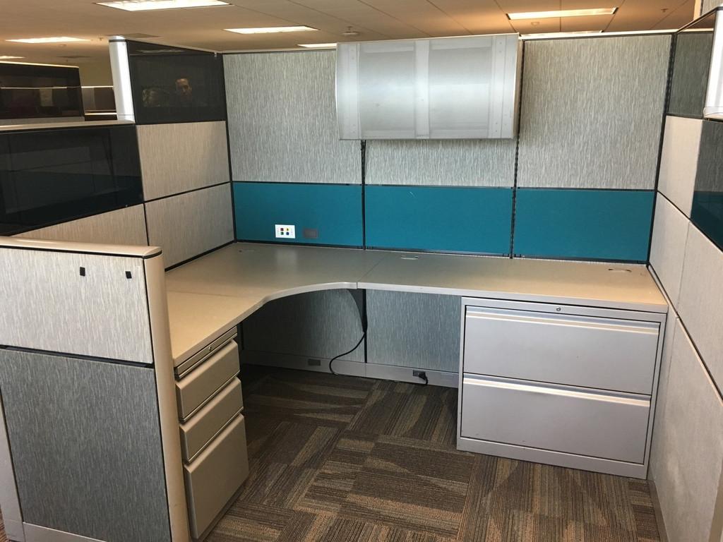 Call center desks