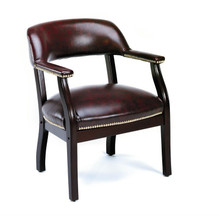 BOSS CAPTAIN'S CHAIR W/O CASTERS - BY