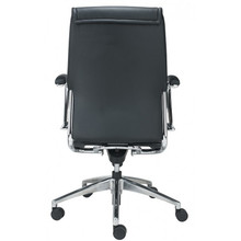 Alto Mid Back Executive Leather Chair