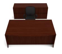 Cherryman Ruby Bowfront Desk