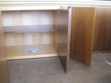 4 Piece Office Desk Set