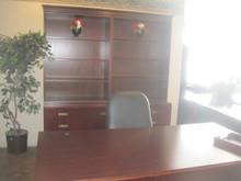 """""""Indiana"""" Wood Used Desk Set"""