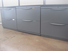 Storage With 2 Lateral Drawers