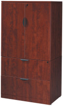 PL Storage Cabinet/ 2 Drwr Lateral
