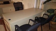 Office desk, writing desk, office furniture