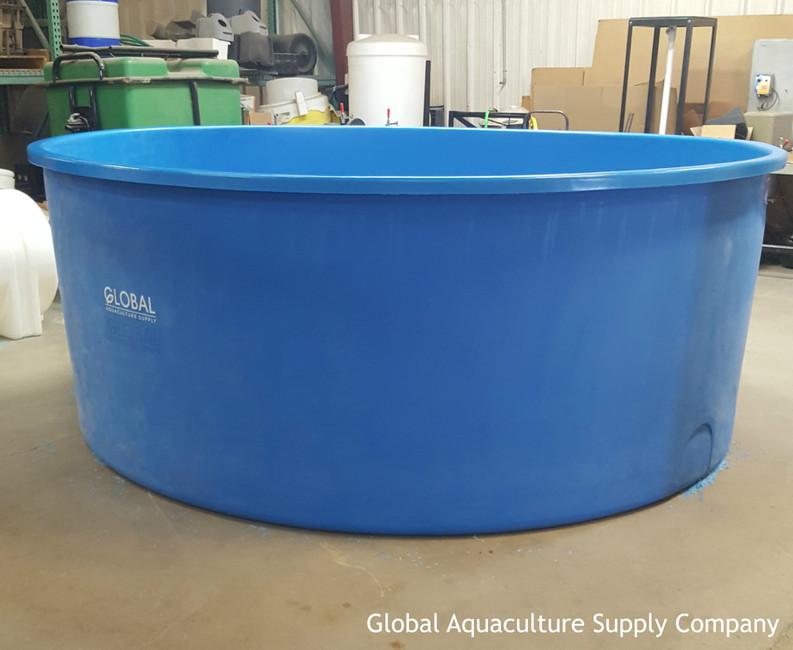 2400 Gallon Poly Tank