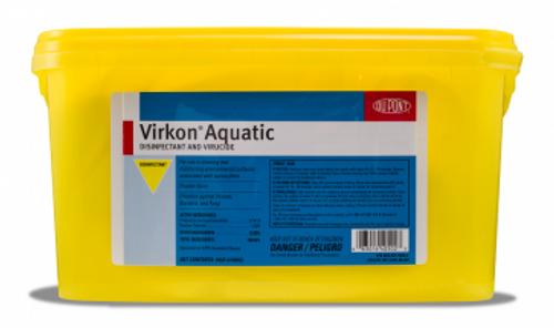 Virkon Aquatic Tub