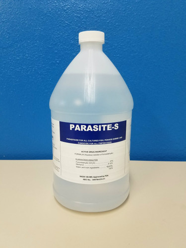 1 Gallon Bottle of Parasite-S