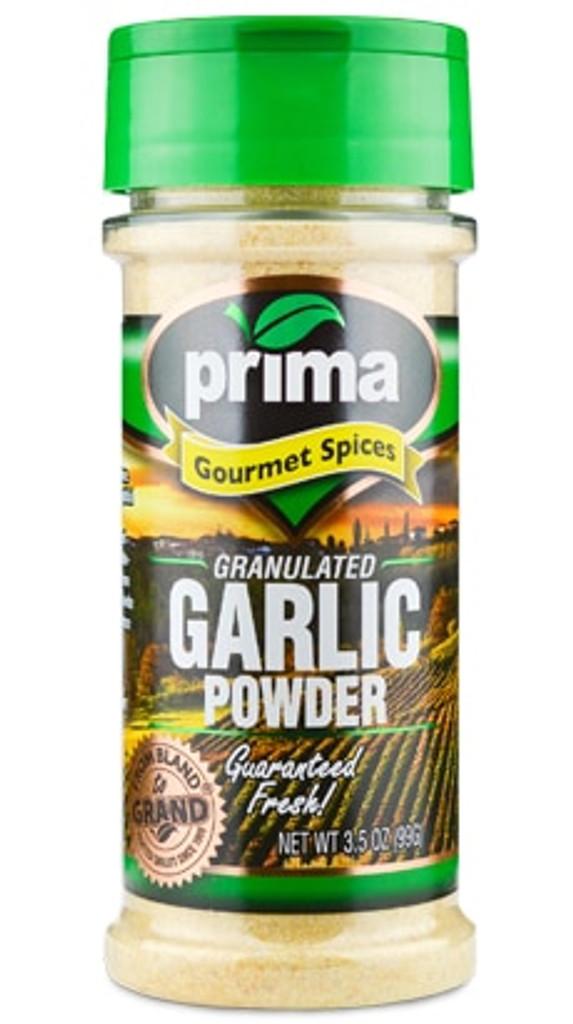 Garlic Powder, Domestic, Granulated