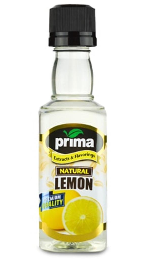 Natural Lemon Extract