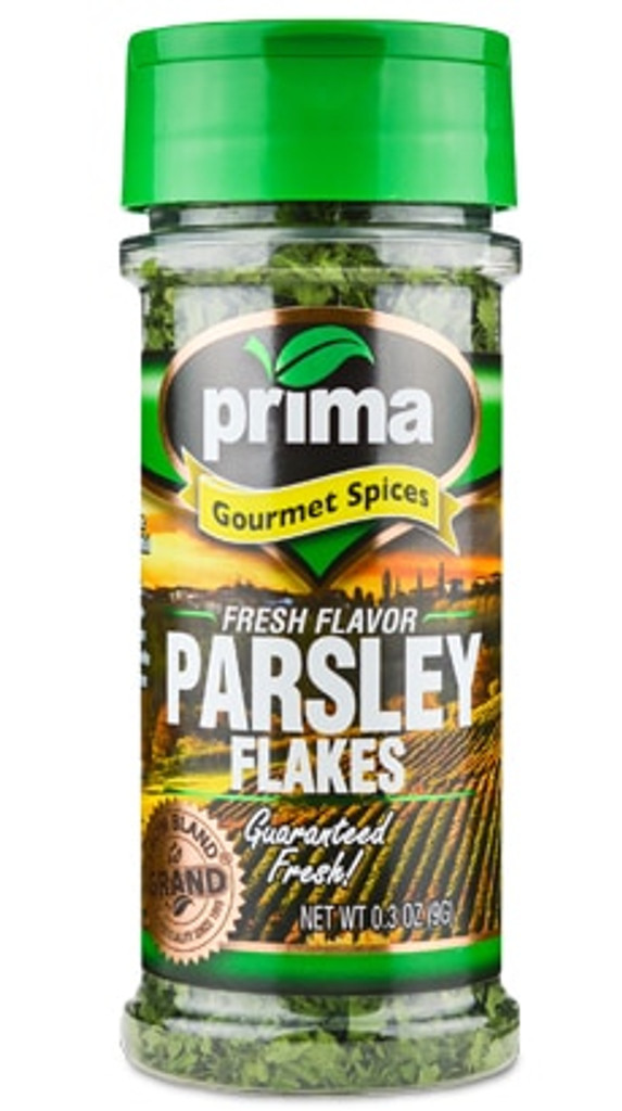 Parsley Flakes, Domestic