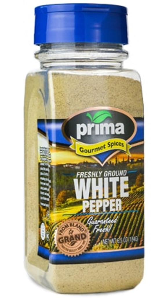 White Pepper, Ground